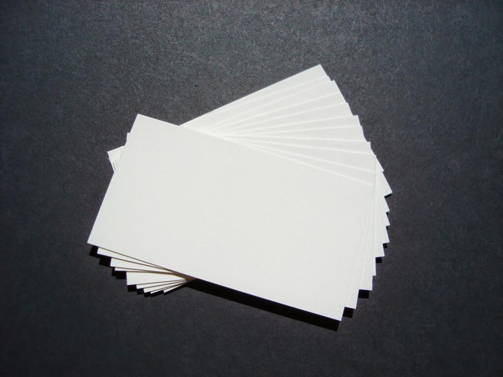 Чистая визитка